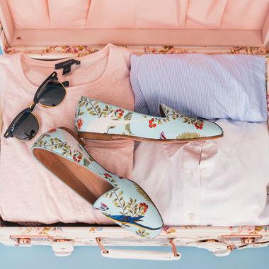 Купить чемодан со скидкой